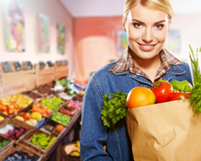 Healthy Food Shopping: Shop the Perimeter at the Grocery Store