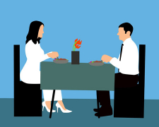 The First Date: How To Get The Conversation Going - 8 Tips